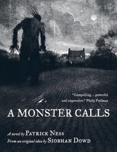 monster calls book jacket